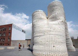 Mushroom-Towers