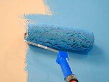 покраска поверхностей